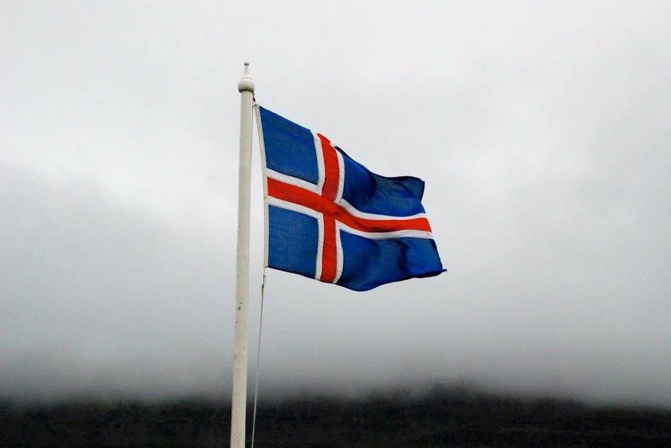 Iceland_Flagge